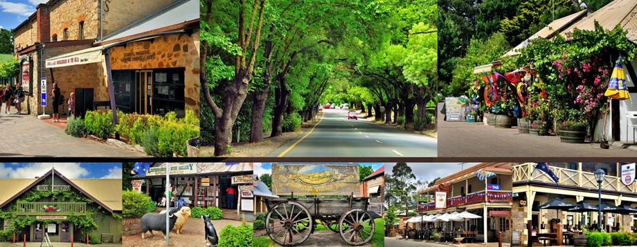 Hahndorf-German-Town