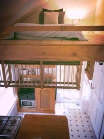 Loft and Kitchen